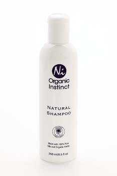 Natural Instinct - Shampoo 250ml