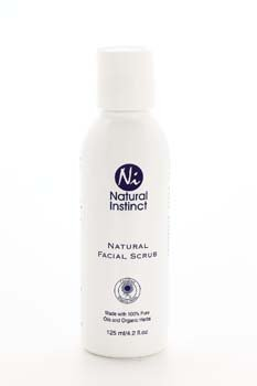 Natural Instinct - Facial Scrub 125ml