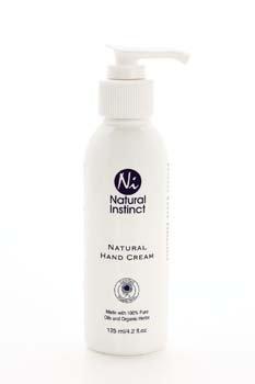Natural Instinct - Hand Cream 125ml