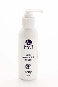 Natural Instinct - Baby Moisturising Lotion 125ml