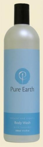 Pure Earth - Body Wash 500ml