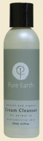 Pure Earth - Cream Cleanser 125ml