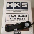 Turbo Timer (HKS TYPE-0) light:red