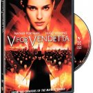 V For Vendetta Widescreen Edition