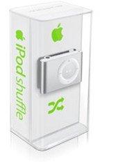 Brand New Apple iPod shuffle 1GB White