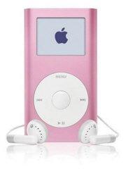 Apple m9435lla 4GB iPod Mini (Pink)