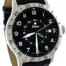 Tutima Pilot Fx 3 Time Zone Men's Watch 633-05
