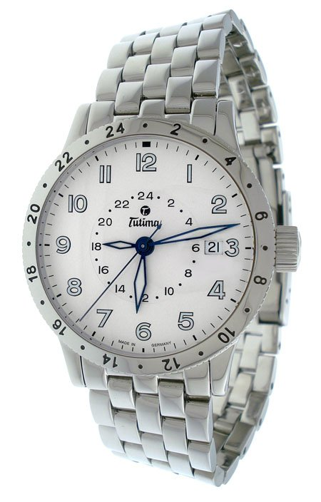Tutima FX UTC Automatic Men�s Watch 633-26