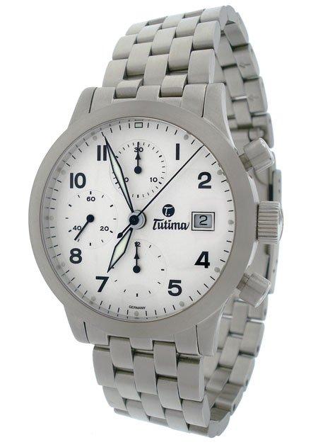 Tutima FX Chronograph Men�s Watch 788-24