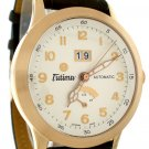 Tutima 18k Rose Gold Automatic Men's Watch 640-01