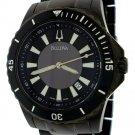 Bulova New Black IP Quartz Men's Watch 65B133
