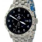 Tutima Pilot FX UTC 3 Time Zones  Mens Watch 633-04