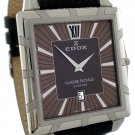 Edox Classe Royale Men's Quartz Watch 27029 3 BRIN