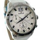 Edox Royal Lady Chronograph Watch 10018 3 AIN