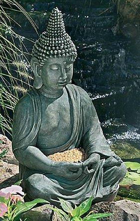 Buddha Bird Feeder