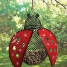 Ladybug Hanging Feeder