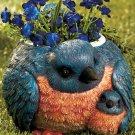 Chubby Bird Planter