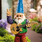 Hippy Gnome Garden Yard Decor