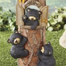 Black Bears Tree Decor