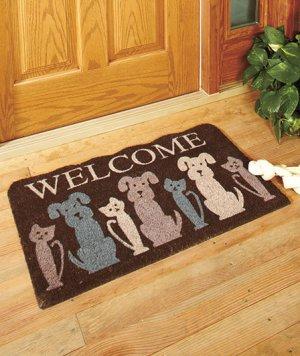 Friendly Pets Coir Doormat Mat