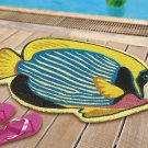 Tropical Fish Coir Doormat Mat