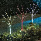 Set of 3 Solar Color-Changing Trees