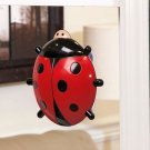 LadyBug Window Thermometer