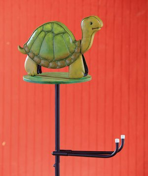 Turtle Hose Holder