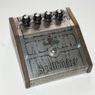 WIcked Tools Spellbinder Overdrive Warp Drive Pedal