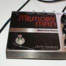 Vintage Electro Harmonix Stereo Memory Man Echo Chorus