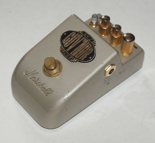 Marshall Guv'nor II 2 Plus Overdrive Distortion  Pedal
