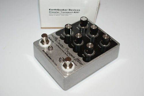 Earthquaker Devices Disaster Transport Delay Pedal USA