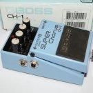 Boss CH-1 Chorus Guitar Effect Pedal CH1 Stomp Box