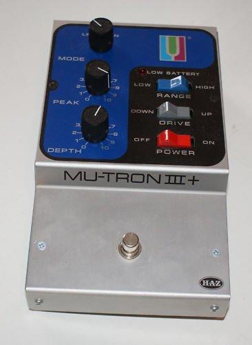 HAZ Laboratories MU-TRON III+ Filter  Effect Pedal