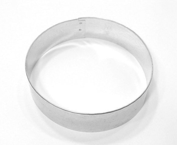 Biscuit or Cookie Cutter - 4 inch Circle