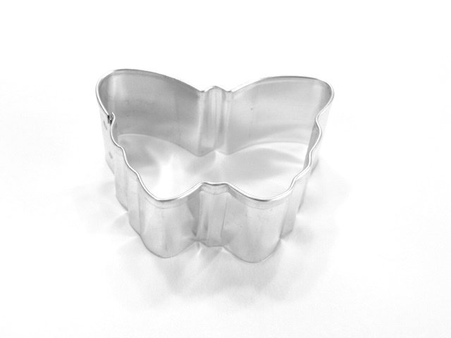 2.25 Inch Butterfly Cookie Cutter