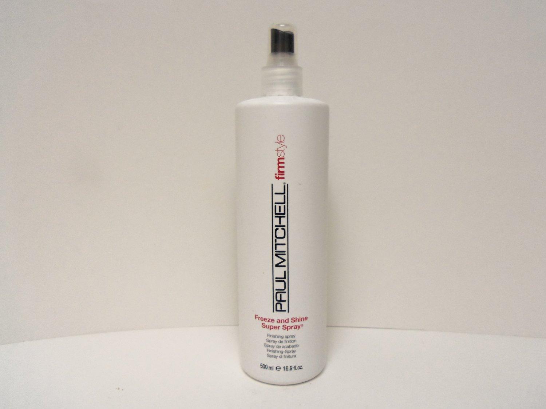 Paul Mitchell Freeze and Shine Super Spray 16.9 fl oz