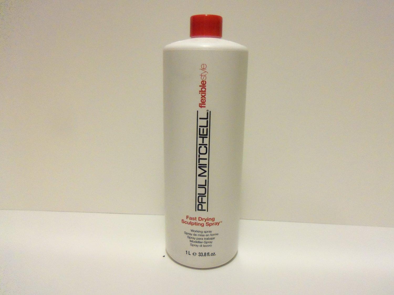Paul Mitchell Fast Drying Sculpting Spray 33.8fl oz