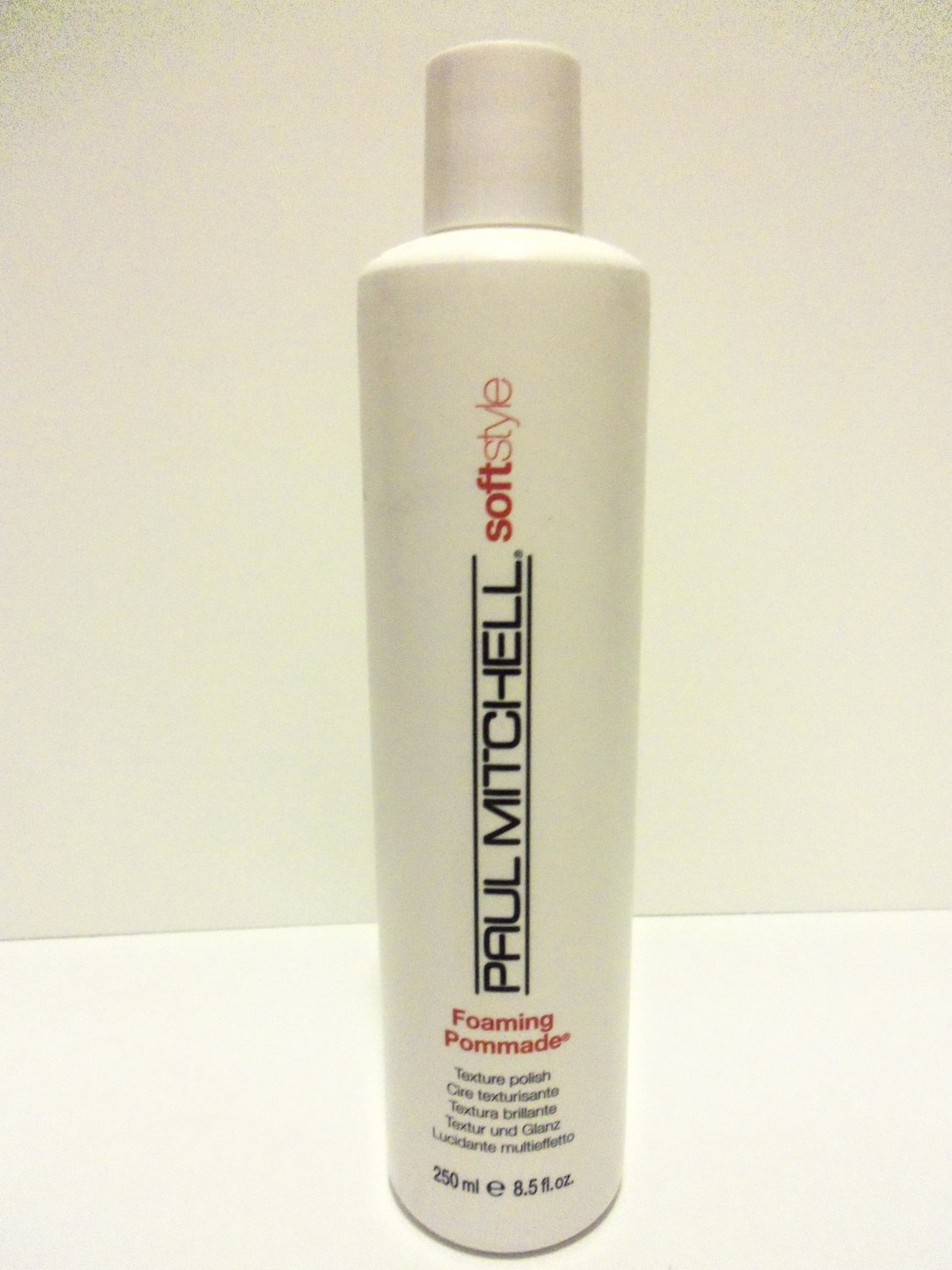 Paul Mitchell Softstyle Foaming Pommade 8.5fl oz