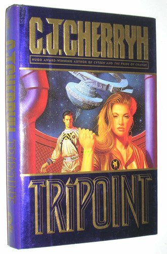 Tripoint by C.J. Cherryh (Signed)