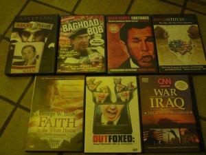 Seven GWB DVD Set