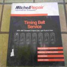 1974-1997 Mitchell Timing Belt Service Manual