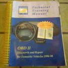 1994-1998 OBD II Diagnosis and Repair Manual