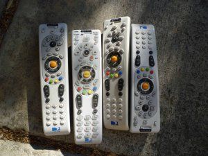 ONE DirecTV Remote