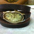 Elegant Ladies Watch,Wavy Time Warp watch,Dali Fluid melted watch,Wrist Watch