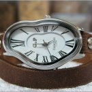 Gift wrist watches personalized womens wrap watch,leather watch,vintage woman watch wife gift