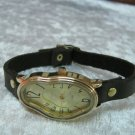 Warped Watch,Women wrist watch,SoftWatch,Soft Watch,Wave Wavy,Time Warp,Silver Wrap,Dali Fluid
