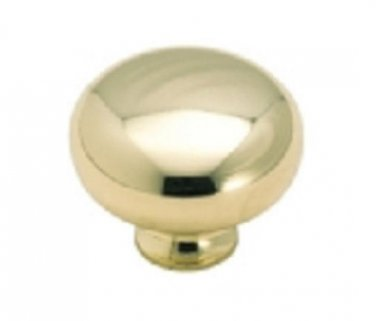 1 Belwith #P772-3 1½�  POLISHED  BRASS Cabinet Handle Pull