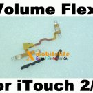 Power Button & Side Volume Button Flex Ribbon Cable for iPod Touch 2nd Gen 8GB 16GB 32GB