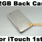 32GB Metal Back Housing Case Shell for iPod Touch 1st Gen